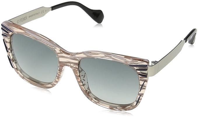 a11ad1cb3801 Amazon.com  Fendi Women s Thierry Lasry x Fendi Kinky Sunglasses ...