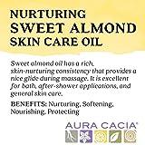 Aura Cacia - Pure Sweet Almond Oil   Non-GMO