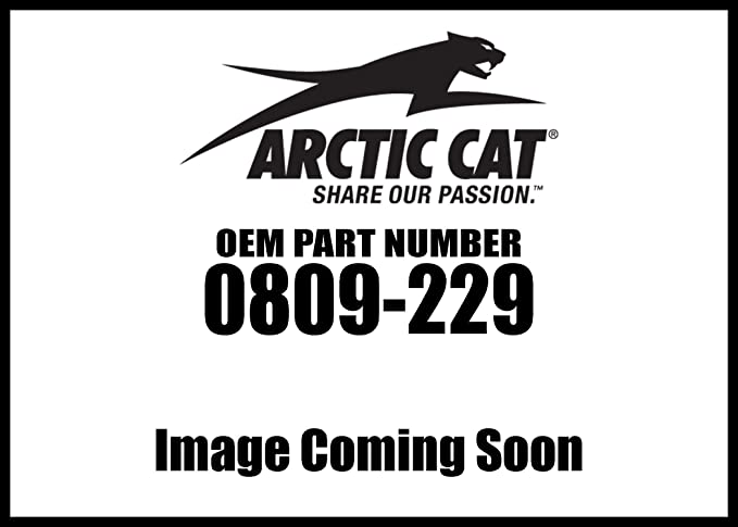 0809-040 EXHAUST VALVE Fits ARCTIC CAT 0809-229