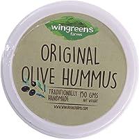 Wingreens Spread - Olive Oil Hummus, 150g Pack