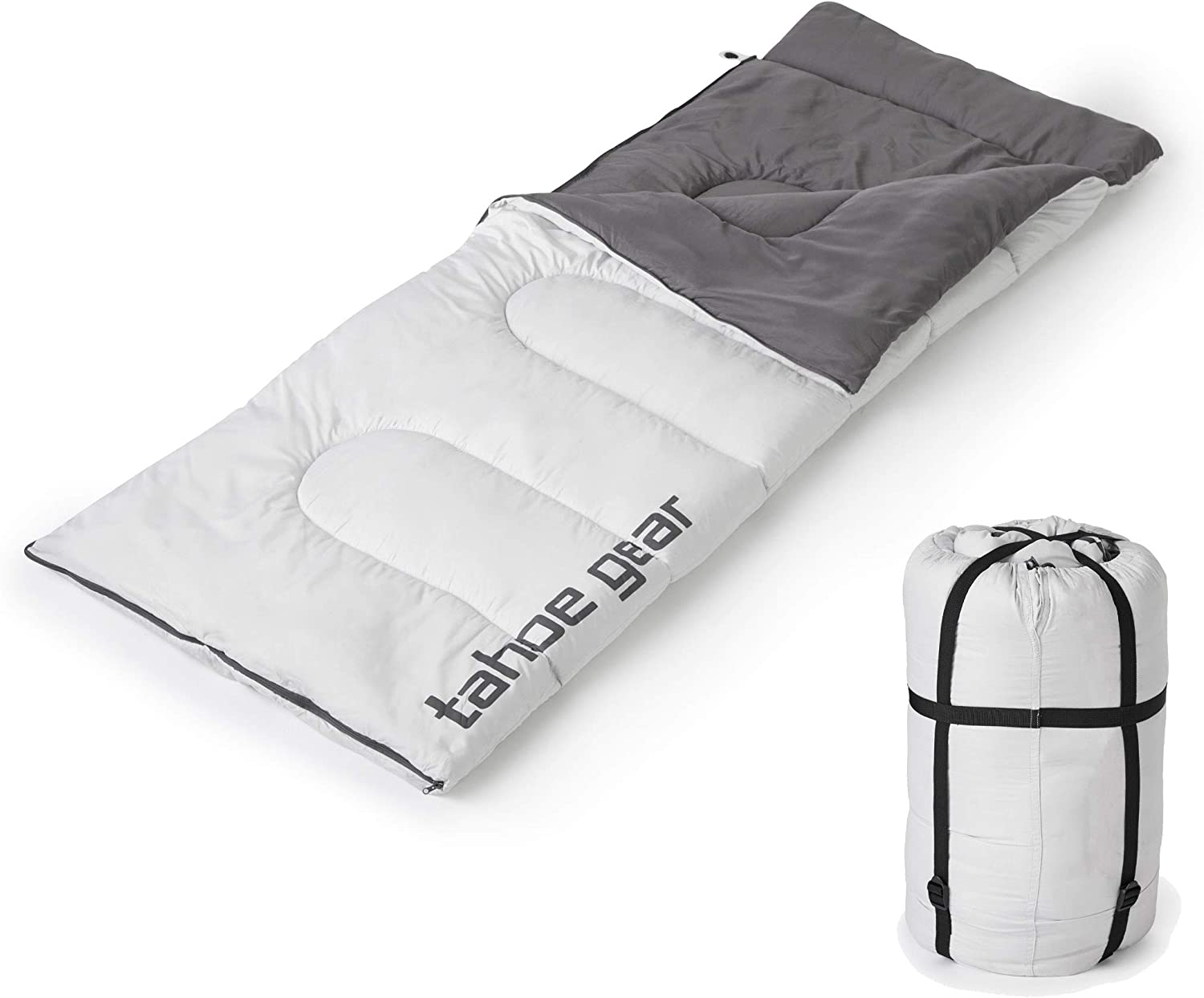 Tahoe Gear Island Peak Camping Mummy Sleeping Bag