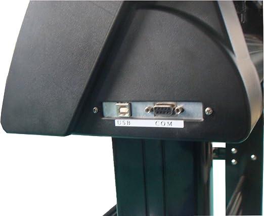 Profesional Plóter V Refine EH 721 LCD USB, artcut 2009 de nuevo Ahora Incluye Usb Win 10: Amazon.es: Informática
