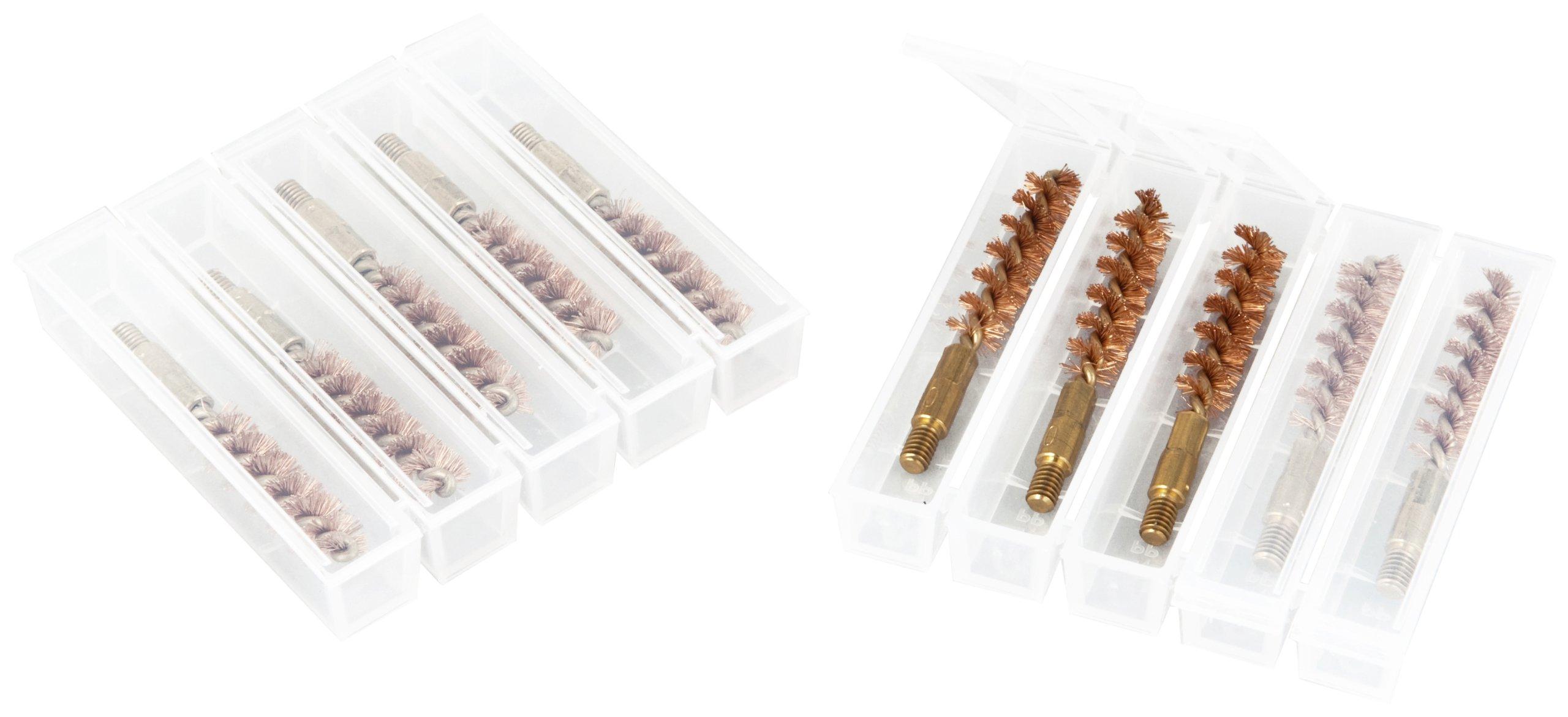 10 Pack Bronze Bore Brushes,.22 Otis Technologies Fg-322-Bp