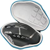 For Logitech G602 Gaming Wireless Mouse Hard Case Portable Bag by Baval