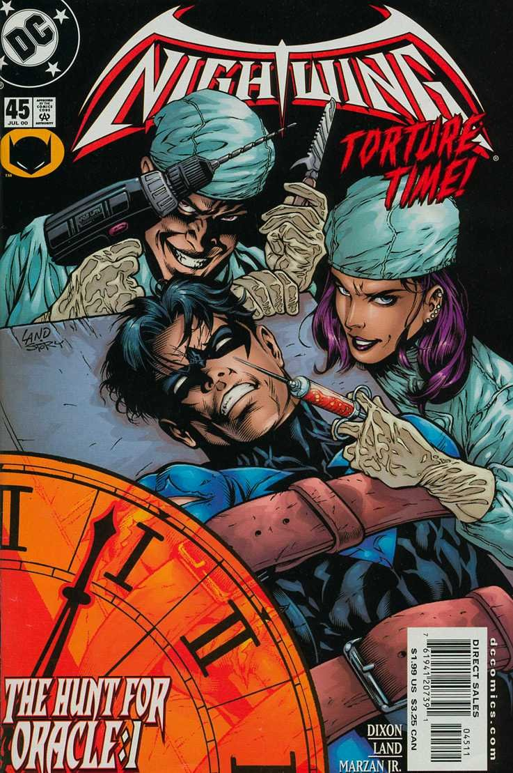 Read Online Nightwing, Edition# 45 pdf