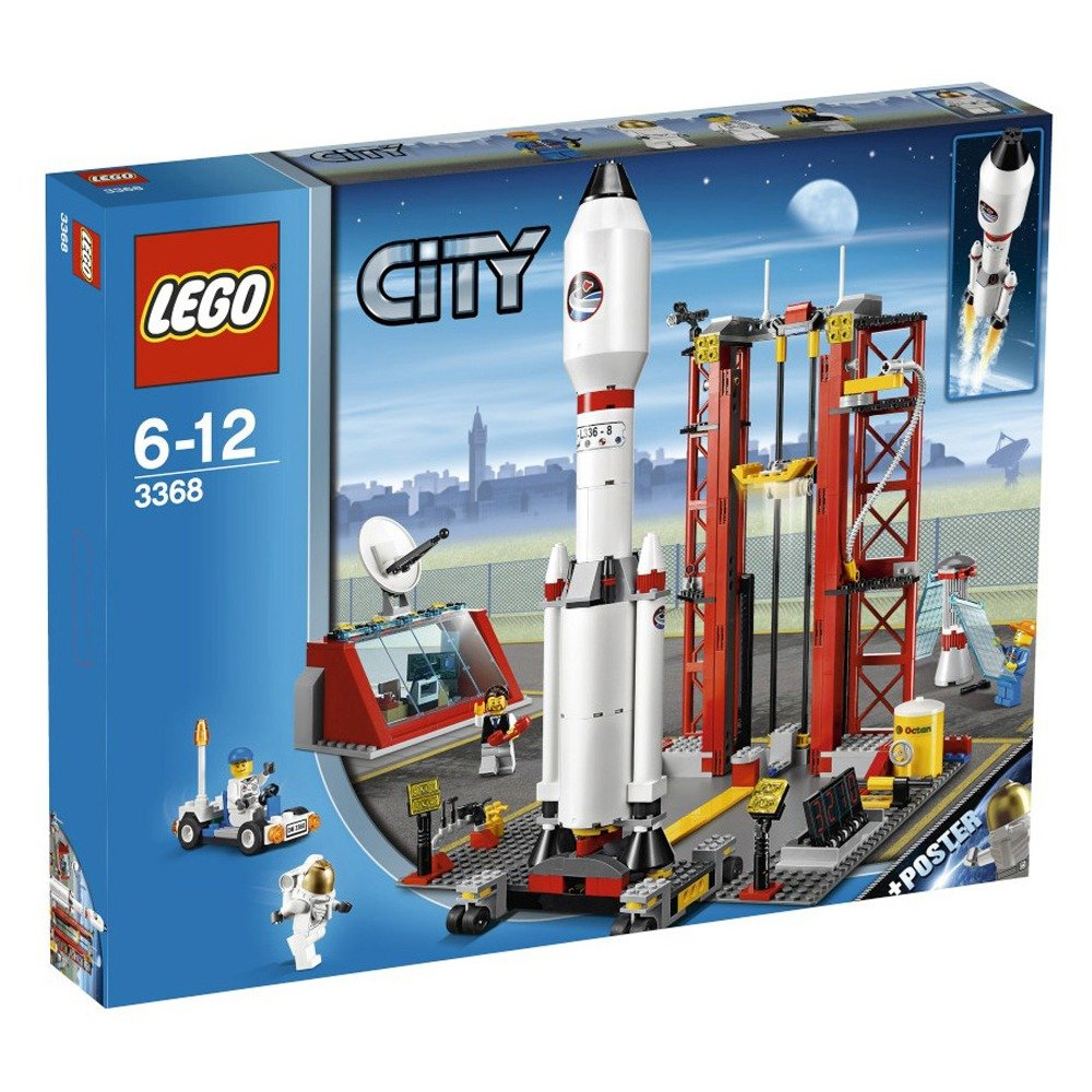lego city space shuttle launch - photo #13