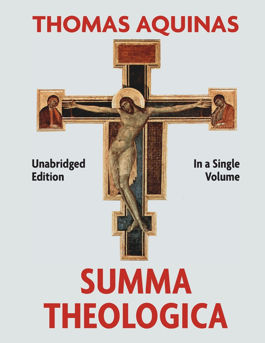 Summa Theologica Complete in a Single Volume by Coyote Canyon Press