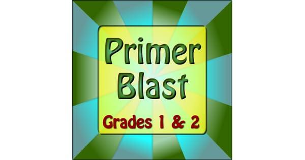 Amazon.com: Primer Blast: Grade 1 & 2: Appstore for Android