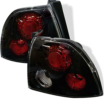 Spyder Auto Honda Accord Black Altezza Tail Light