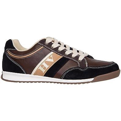HV POLO Sneakers Piedra Dark Brown
