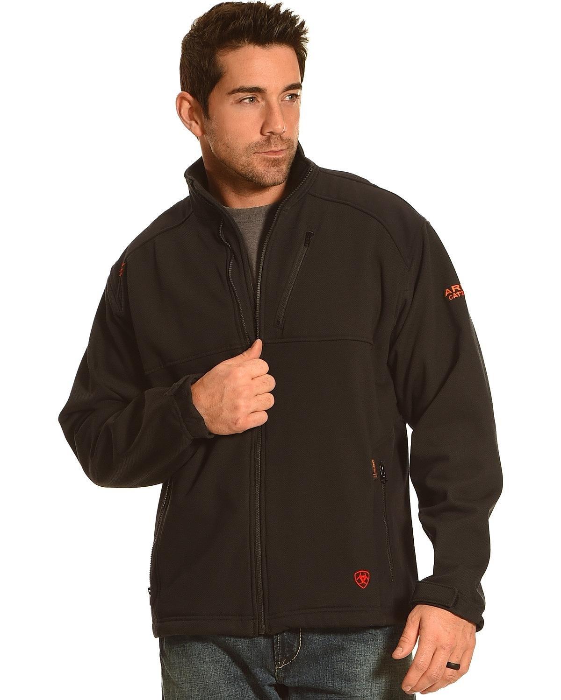 Ariat Mens Fr Platform Jacket 2XL Black