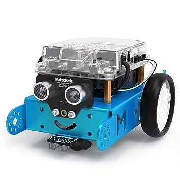 Makeblock mBot Robot Kit, DIY Mechanical Building Blocks, Entry-level  Programming Helps Improve Children' s Logical Thinking and Creativity  Skills,