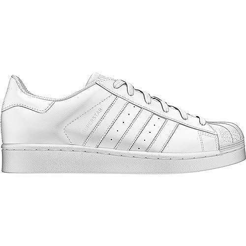 Adidas Foundation Superstar Zapatilla Originals Junior EYeDH2Ib9W