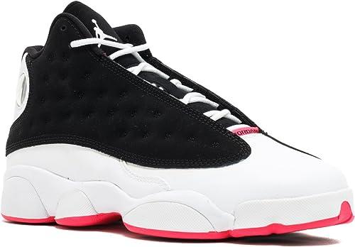 Nike Air Jordan Retro 13 GG, Zapatillas de Running para Niñas ...
