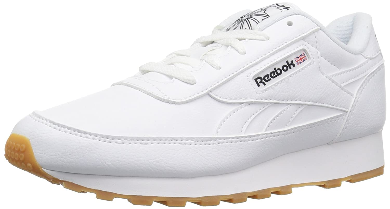 Reebok Women's CL Renaissance Gum Classic Shoe B00VYVVA4O 7 B(M) US|Orchid