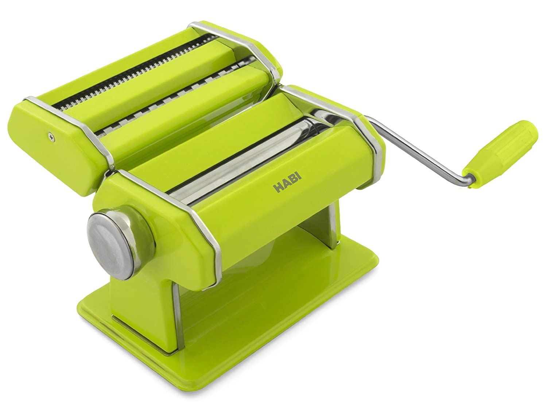 HABI 2500.0 Macchina per Pasta, Metallo, Verde Lime, 4 unità 4 unità