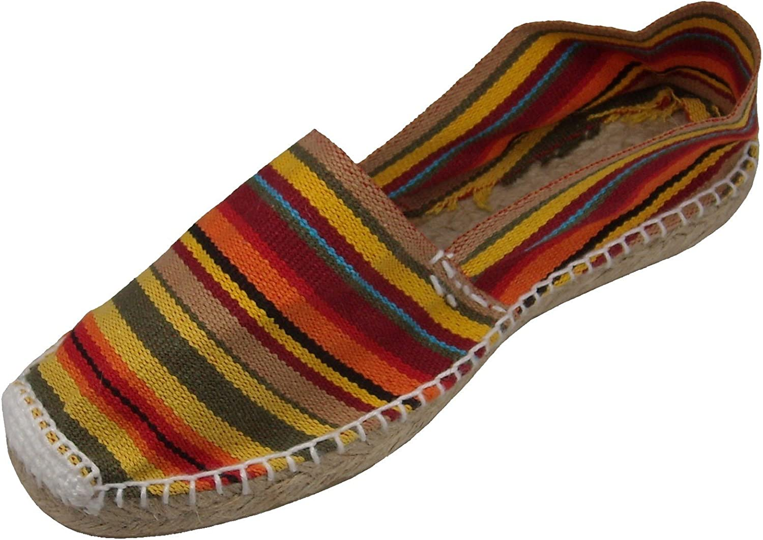 Alpargatus Espadrille Stripes MultiColours