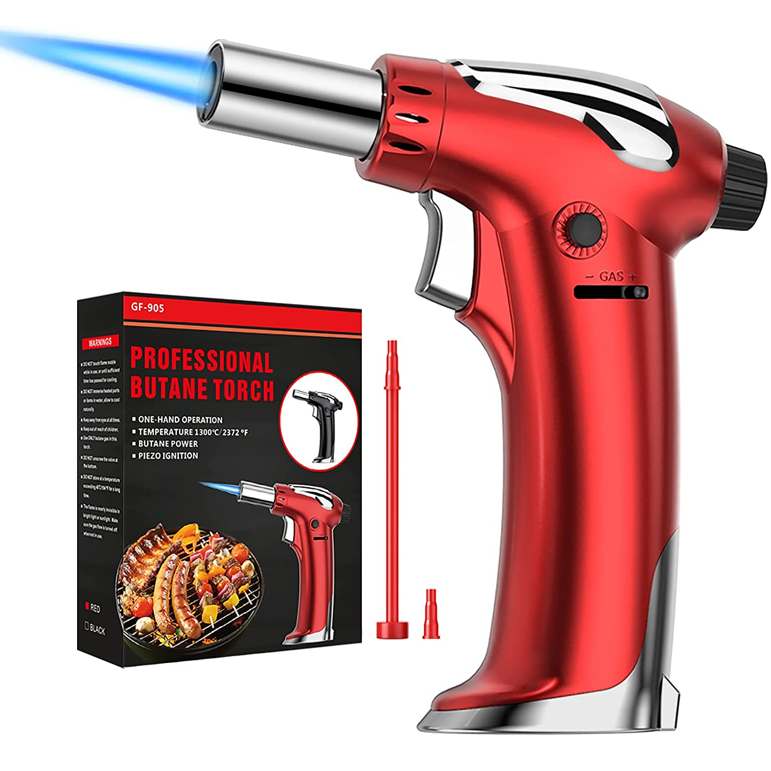 NANW Blow Cooking Torch Lighter