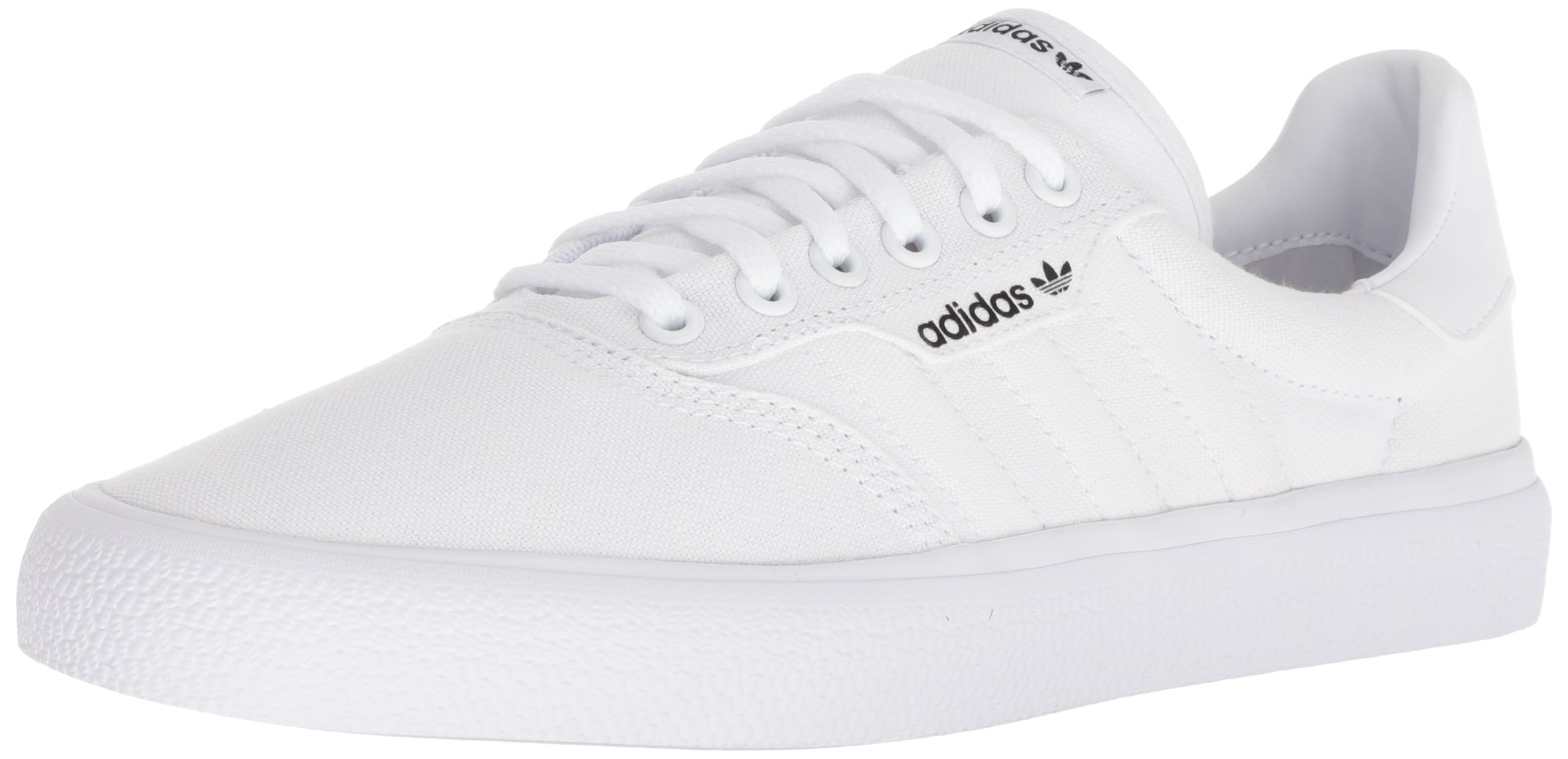 adidas Originals Unisex-adult 3 MC Skate Shoe White/Gold Metallic, 5.5 M US by adidas Originals (Image #1)