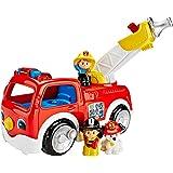 Mattel Fisher-Price DNR42 - Little People Feuerwehrauto