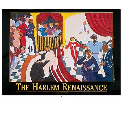 Amazon Com The Harlem Renaissance Poster Prints Posters Prints
