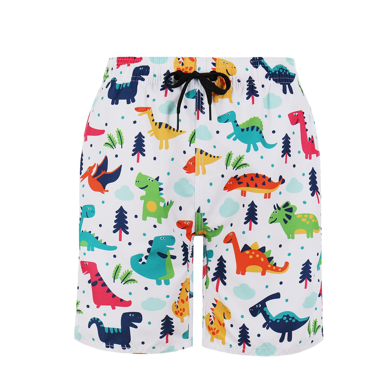 Milankerr Big Boys' Swim Trunks Size 6-20