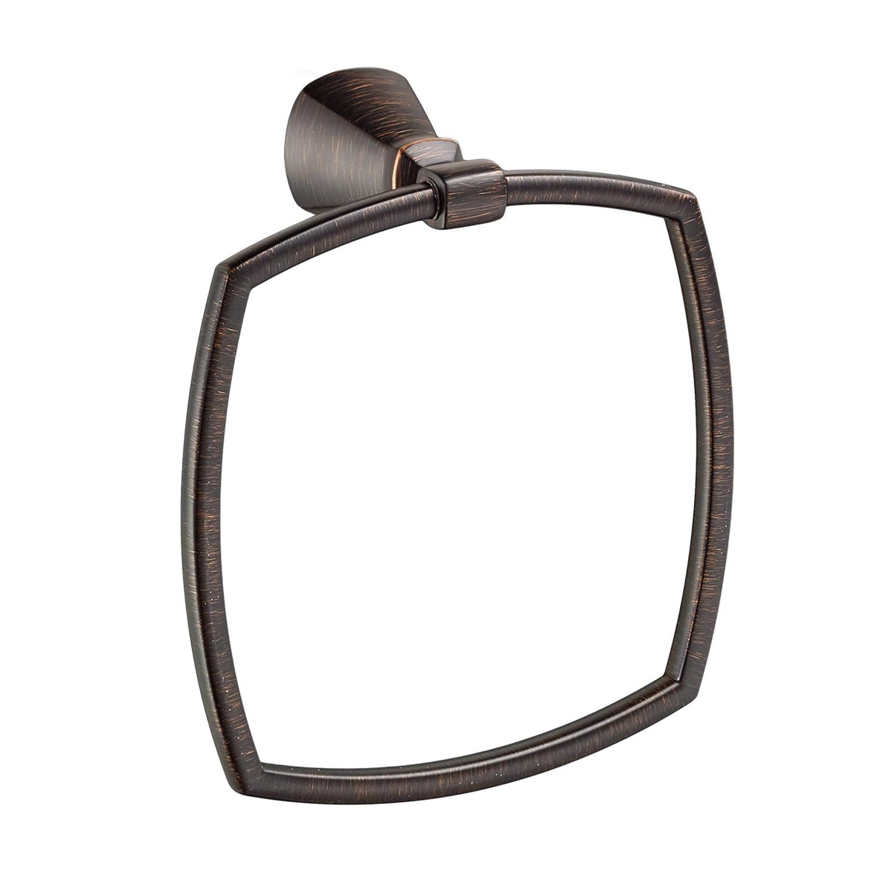 American Standard 7018.190 Edgemereタオルリング、 7018190.278 1 B0737N414LLegacy Bronze