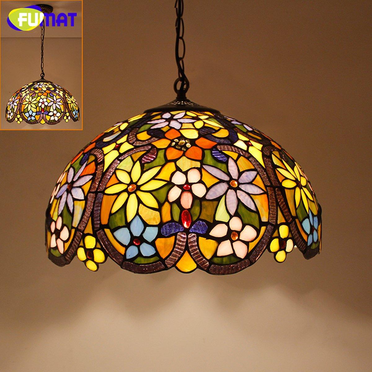 FUMAT Tiffany Pendant Light 16