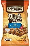 Snyder's of Hanover Filled Pretzels, Peanut Butter, 10 Ounce