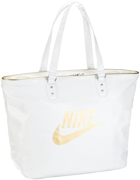 Heritage Gold24 NikeBorsa ToteWeißwhitewhite metallic Si DWH2IY9E