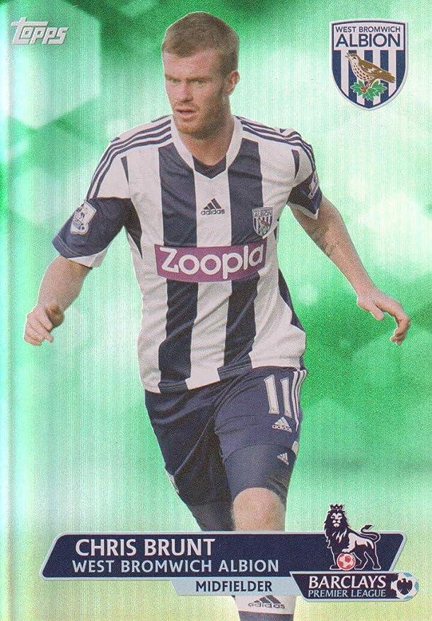Topps Premier League 2013-Liam RIDGEWELL West Bromwich No 311