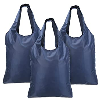 fa8647bee16 Image Unavailable. Image not available for. Color  LUXJA Reusable Grocery  Bags Set of 3