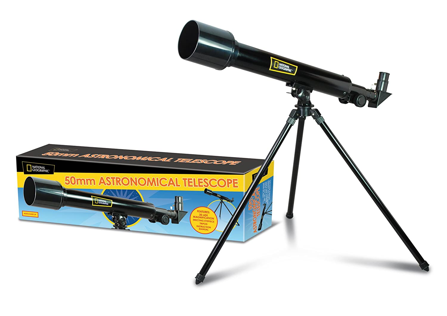 National Geographic 50mm Astronomical Telescope NG91