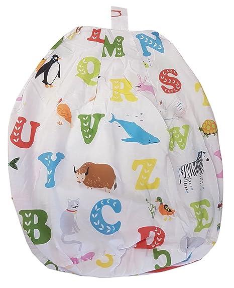 453b2e2383c8 Bean Bag Cover ABC