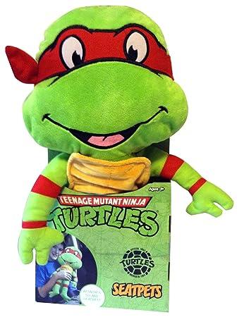 Jay At Play Teenage Mutant Ninja Turtles Seat Pets (Raphael ...
