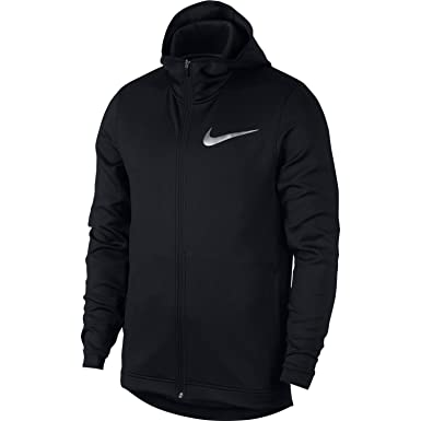c4dc2bb9b33 Nike Mens Showtime Therma Flex Full Zip Basketball Hoodie at Amazon Men s  Clothing store