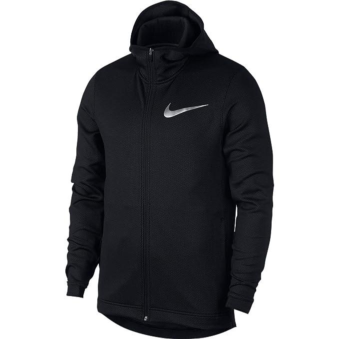 Amazon.com: Nike Therma Flex Showtime Chaqueta con capucha y ...