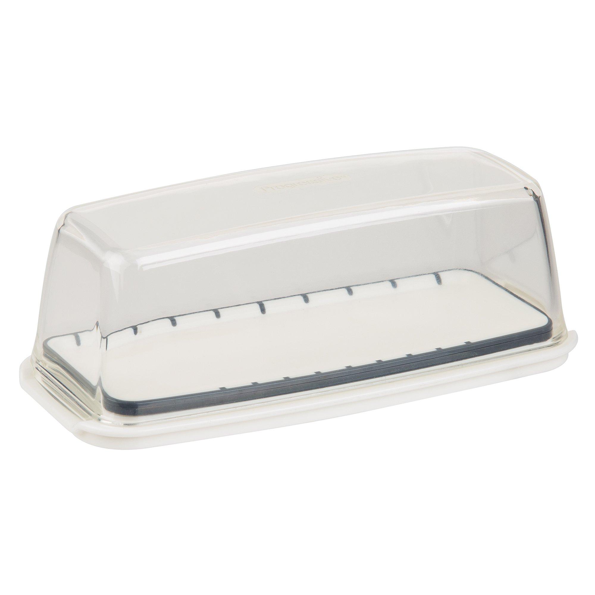 Prepworks by Progressive GBD-2 Butterdish Silicone Seal, Air Tight Butter Dish