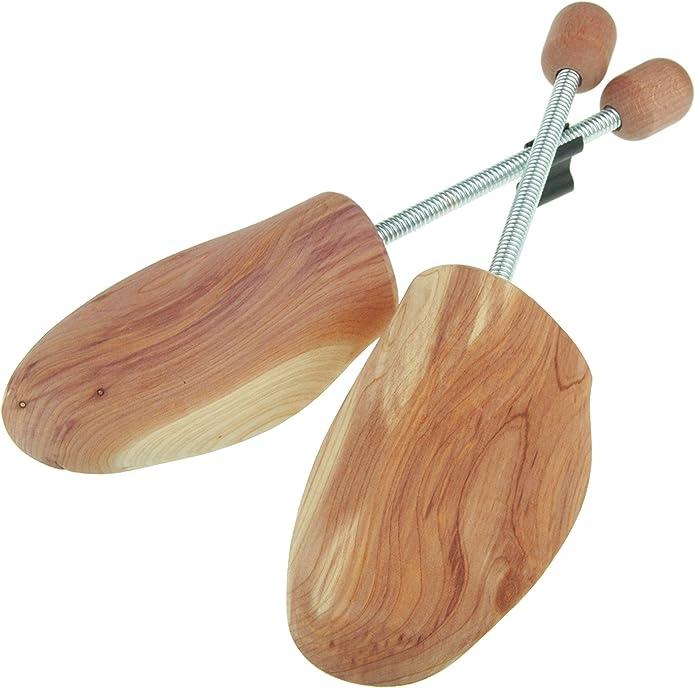 by MTS shoecare Max Basic Cedar embauchoires en bois de c/èdre Lot de 3 paires made in Germany