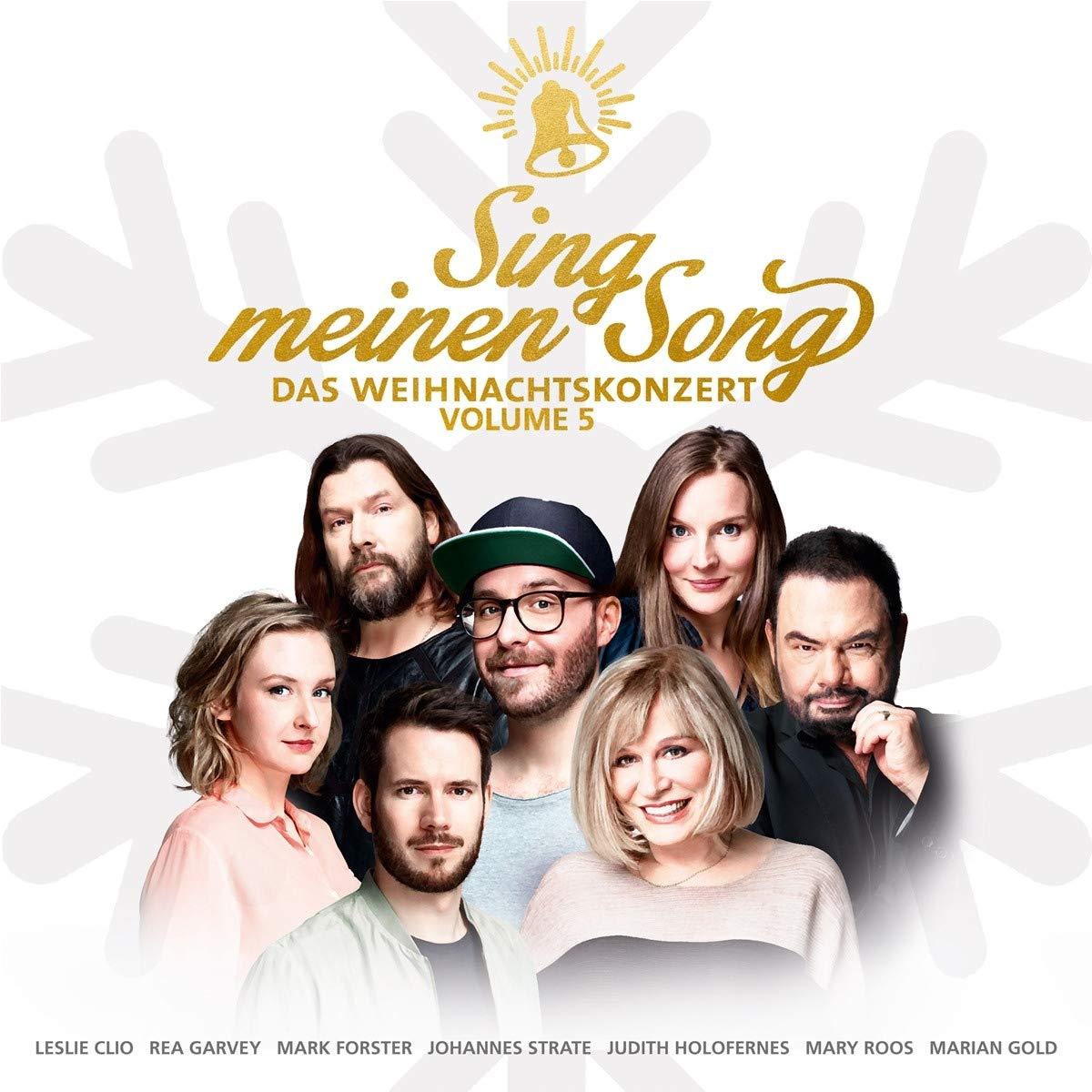 Sing Meinen Song - Das Weihnachtskonzert Vol.5 - Various: Amazon.de ...
