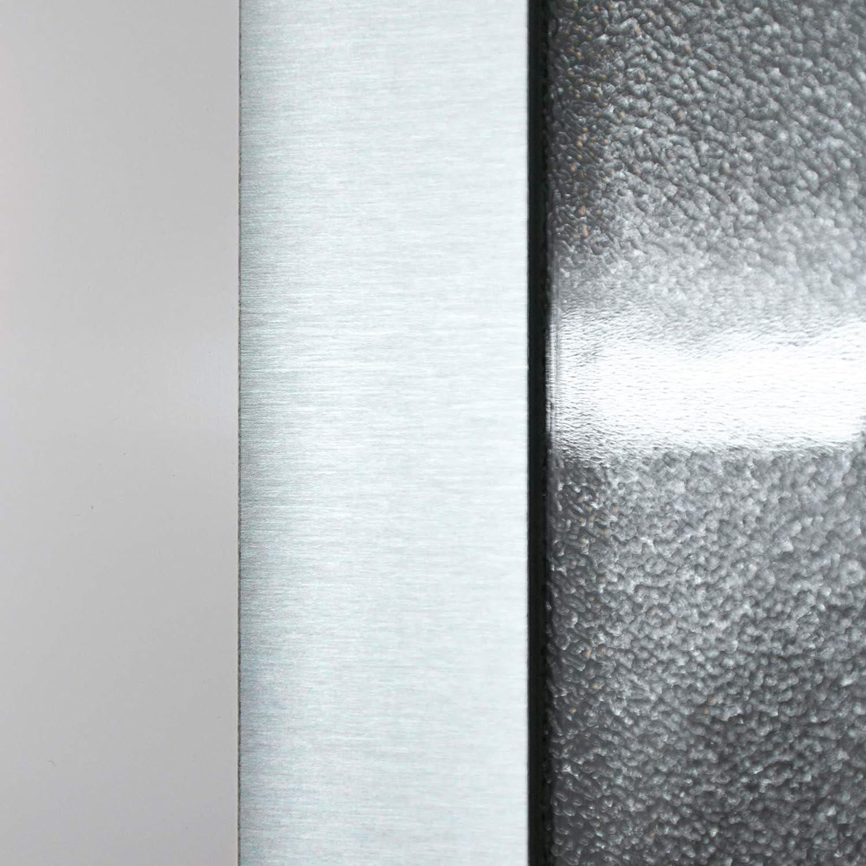 Wei/ß I DIN Rechts I Modell HORI/® Haust/ür Toulouse I Kunststoff Haust/üre Eingangst/üren Aussent/ür mit Glaseinsatz I Farbe Toulouse I 2000 x 880 mm