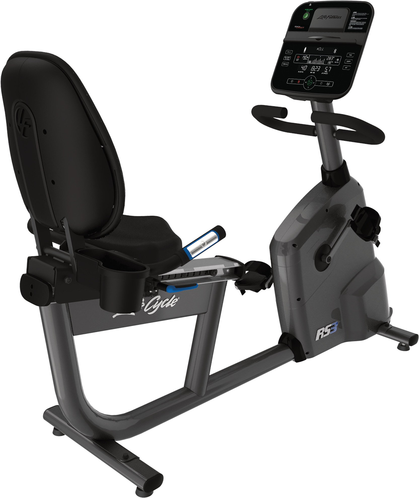 Life Fitness RS3TC-XX00-0106 Rs3 Recumbent with Track Connect Console