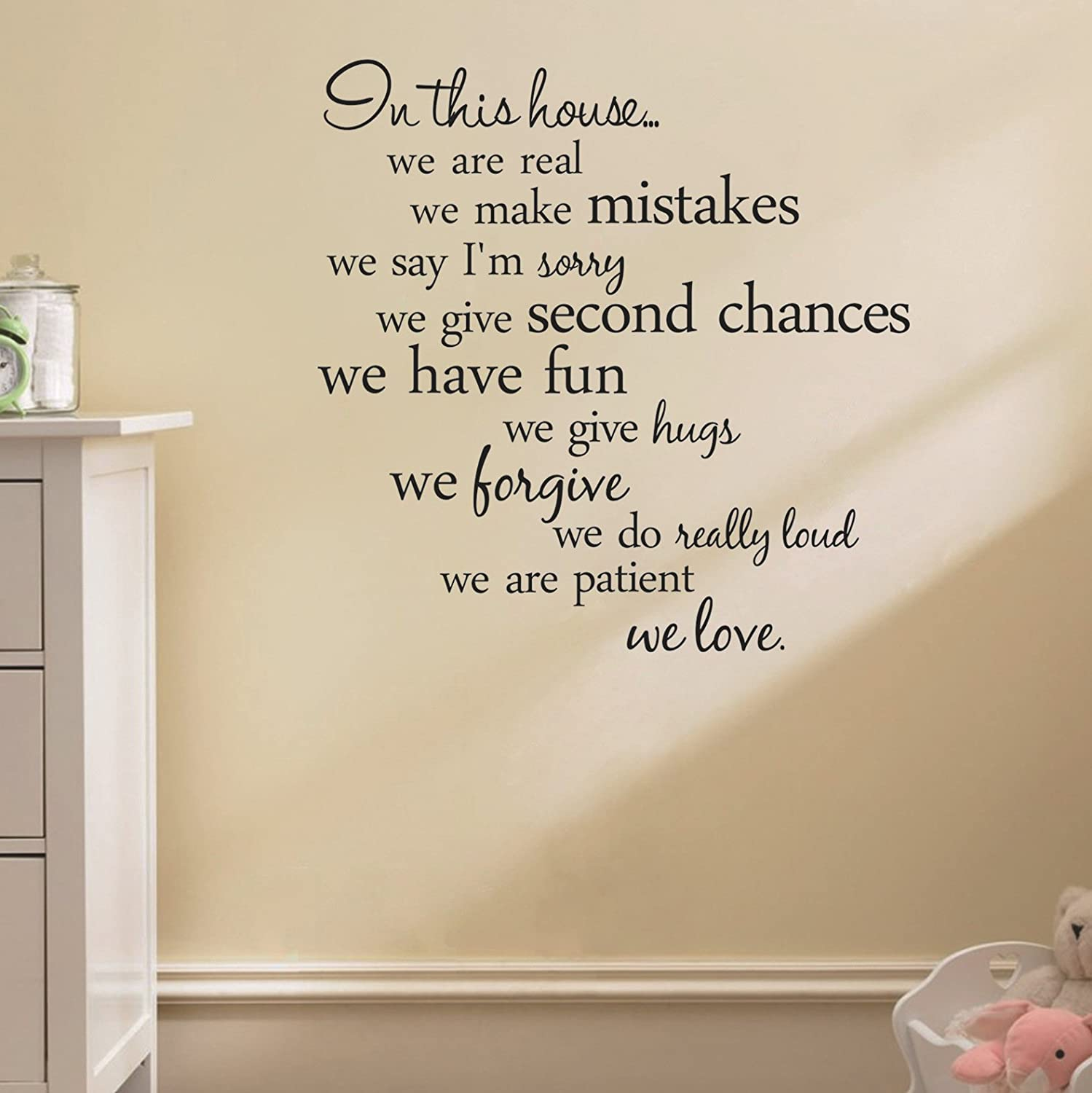 Amazon.com: Wall Decals Stickers, Kredy  Part 82
