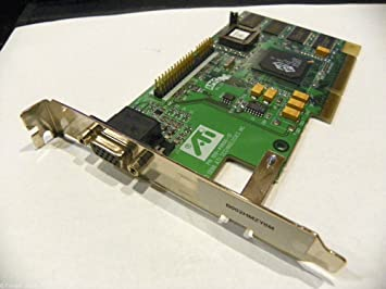 AGP-tarjeta gráfica ATI 3D Rage Pro AGP 2 x ID342: Amazon.es ...