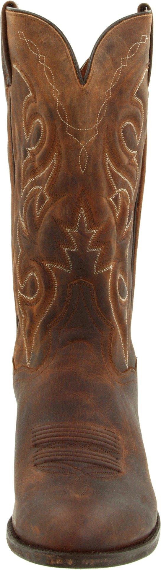 Dan Post Men's Renegade Western Boot,Bay Apache,11 D US by Dan Post Boot Company (Image #4)
