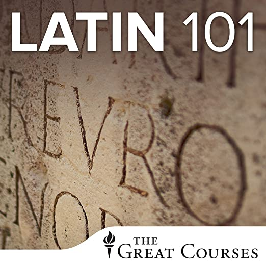 Amazon.com: The Great Courses: Latin 101: Learning a Classical ...