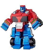 "PLAYSKOOL Heroes - Transformers - 4.5"" Optimus Prime - Rescue Bots - Kids Toys - Ages 3+"