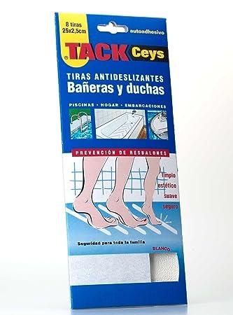 Ceys - Antideslizante Bañera Blanco 507614: Amazon.es: Bricolaje y herramientas