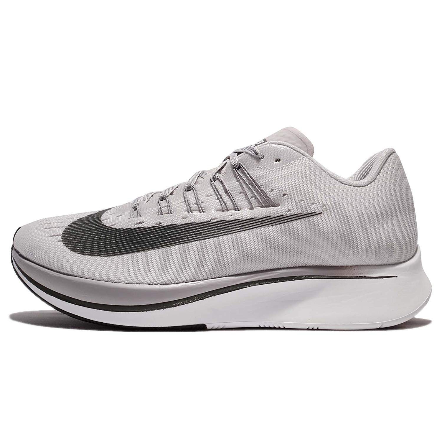 Vast Grey Anthracite-atmosphere Grey Nike Mens Zoom Fly SP Lightweight Trainer Running shoes