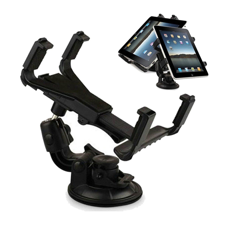 Tsmineタブレットヘッドレストマウント、ユニバーサルタブレット車ヘッドレストマウントにさまざまな7の伸縮性ホルダー10.1インチタブレット iRULU Walknbook 10.1